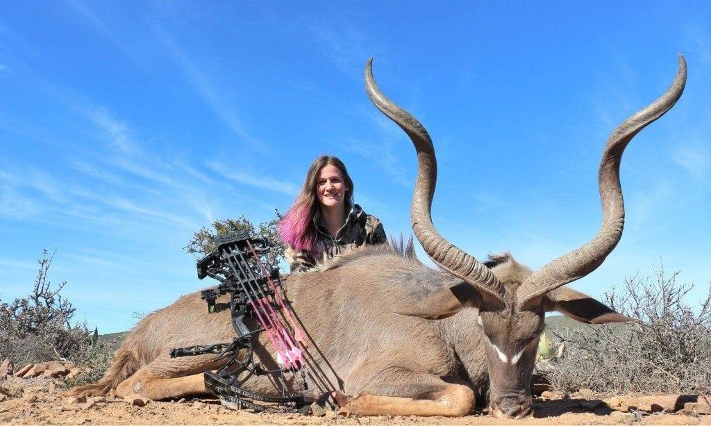 South Africa at Inkulu Baylee Kudu