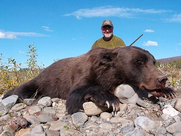 Alaskan Peninsula Bear Hunt