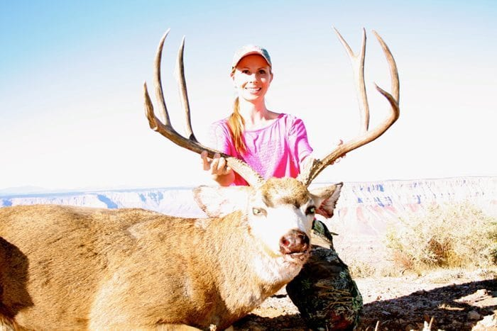Arizona Archery Mule Deer Hunt