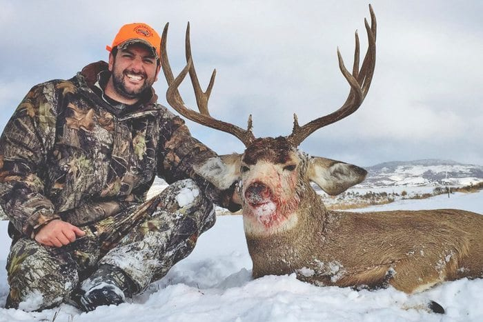 Reduced Prices for CO Elk & Mule Deer Hunts!