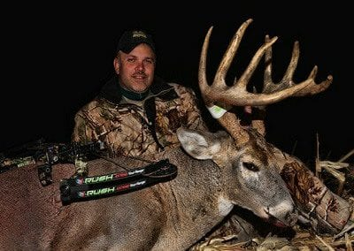 Iowa Archery Whitetail Deer Hunt