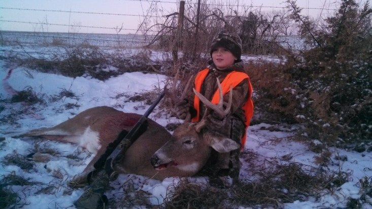 Iowa Whitetail Muzzleloader 1