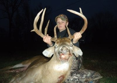 Iowa Shotgun Whitetail Deer Hunt