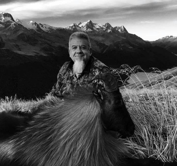 New Zealand Tahr and Chamois Combination Hunt