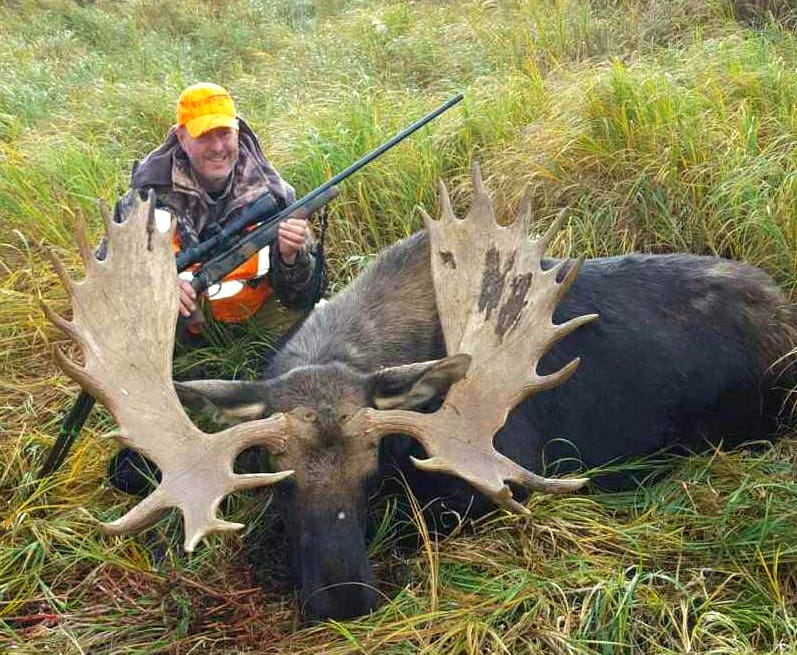 Saskatchewan Moose Hunt