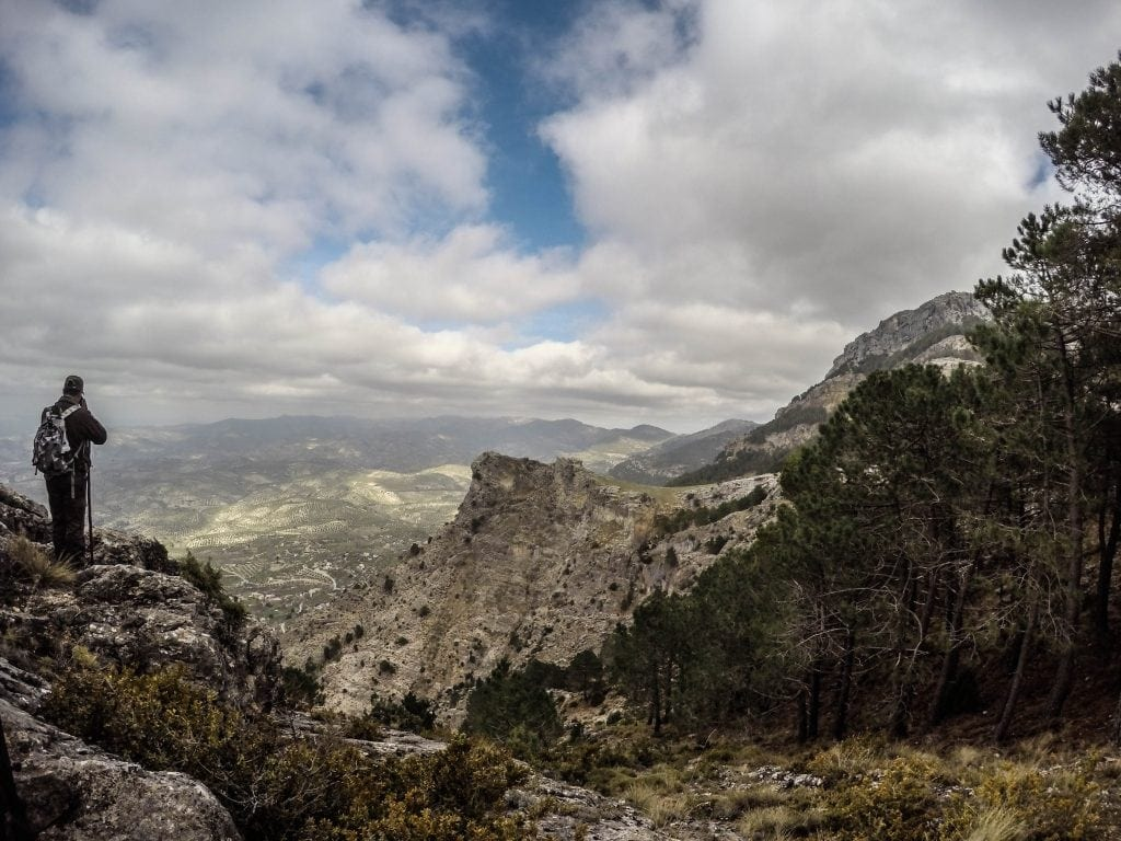 The Mountains of Spain
