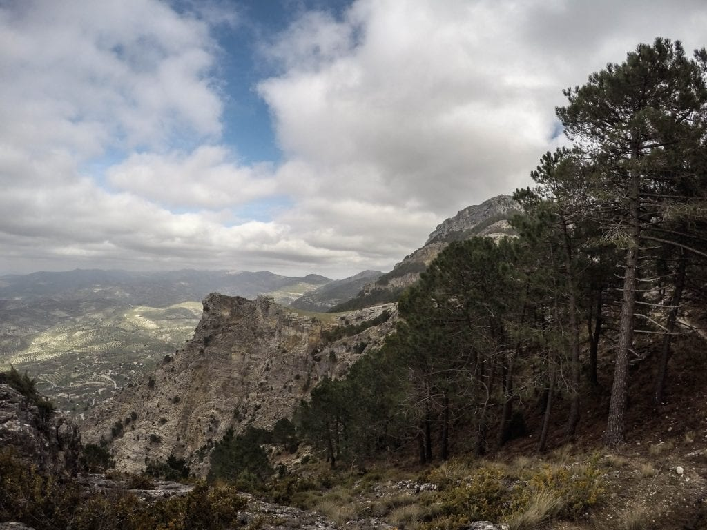 Picture of the Mountains in Spain