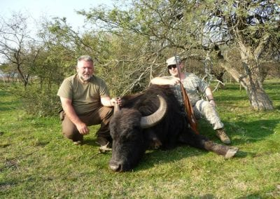 Argentina Big Game Hunts