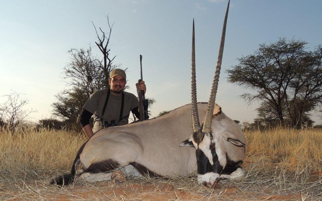 Namibia 7 Day Safari Full House