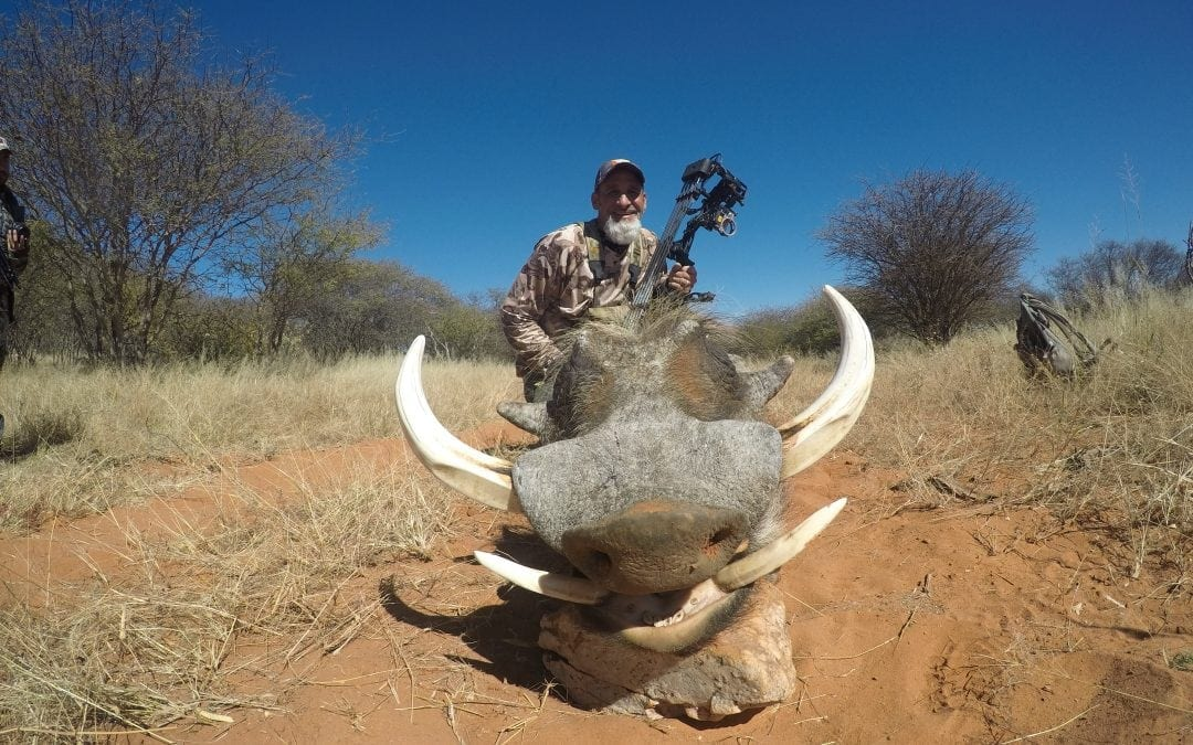 Namibia 7 Day Safari Hunter's Choice