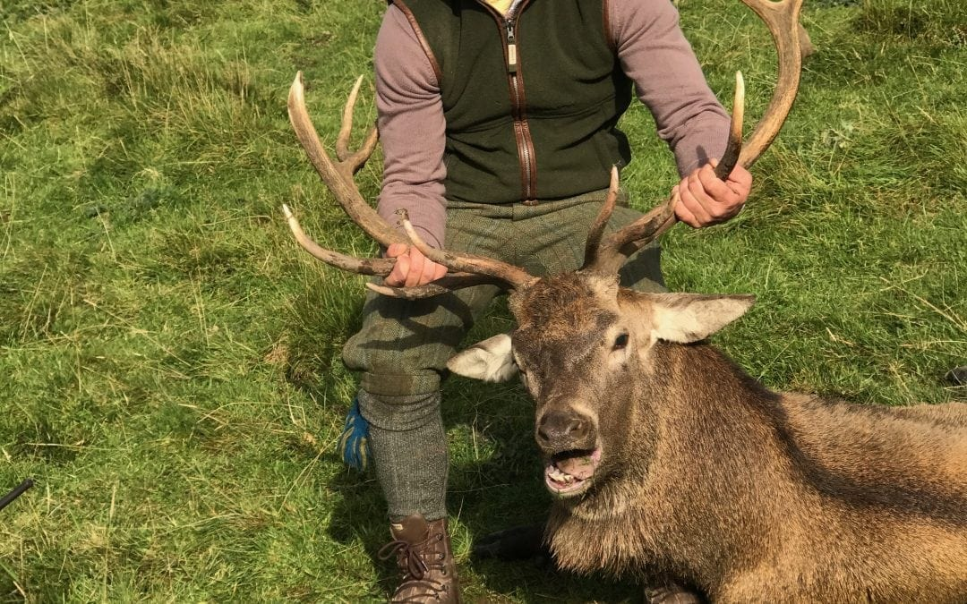 Scottish Highland Park 2 Stag Package Hunt