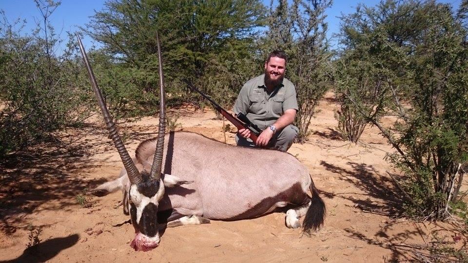 South Africa, Kalahari, Gemsbok, Archery/Rifle