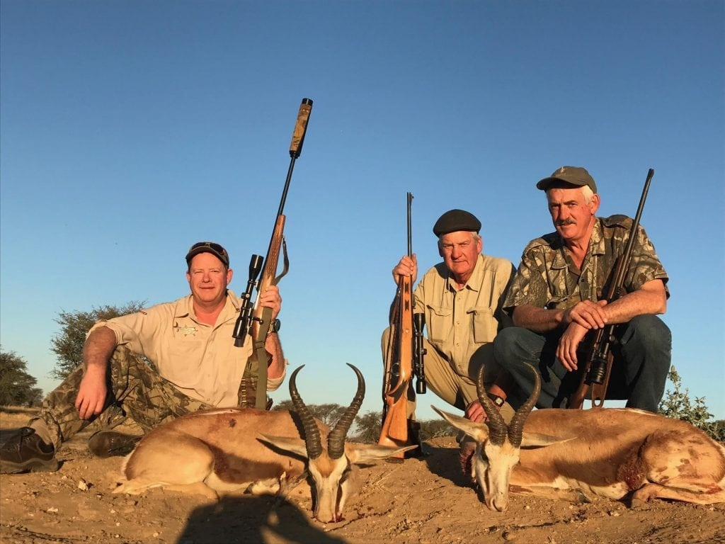 Double Springboks