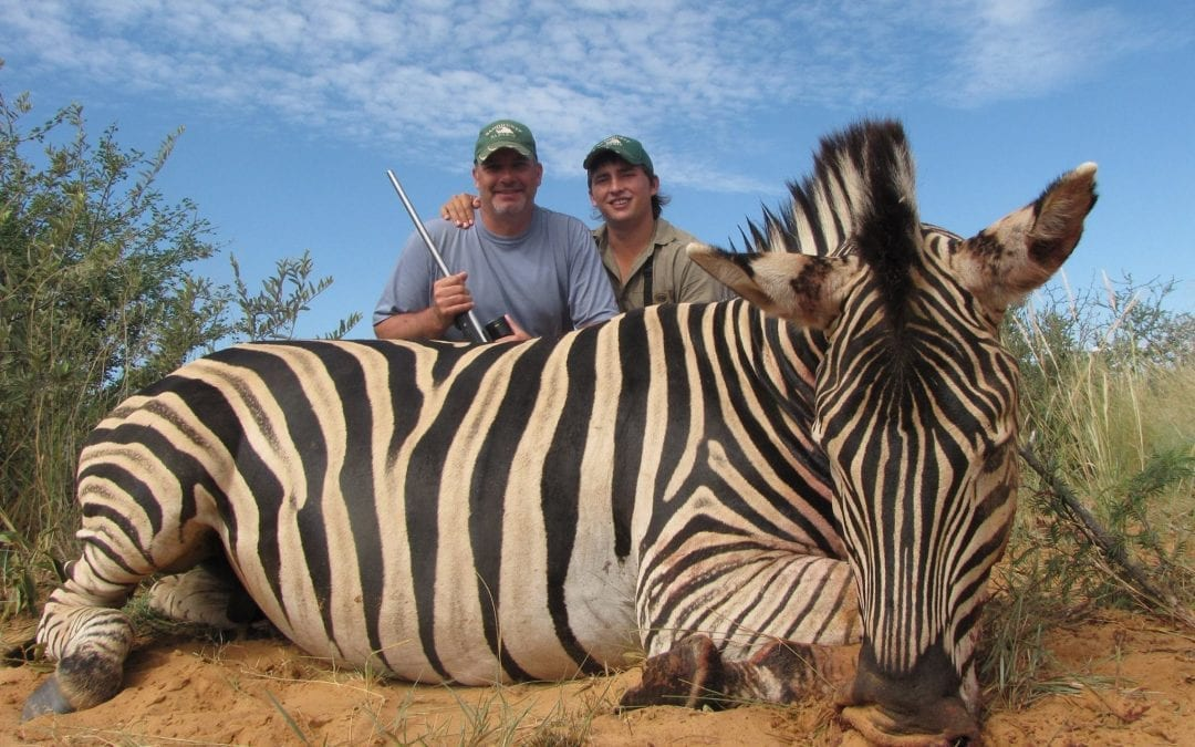 South Africa Mountain Zebra Package Hunt
