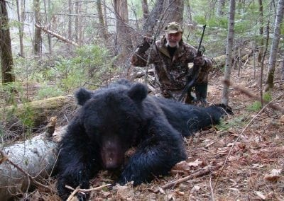 East Siberia Amur Bear Hunt