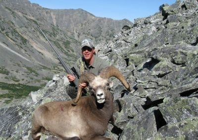 East Siberian Okhotsk Snow Sheep Hunt