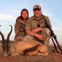 Copper Springbok