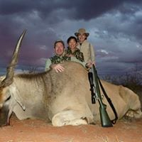 South Africa Package Hunt #3 Kudu or Eland