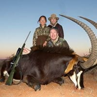 South Africa Package Hunt #5 Sable or Roan