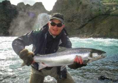 Iceland Multiple Day Lodge and Fishing for Trout and Salmon