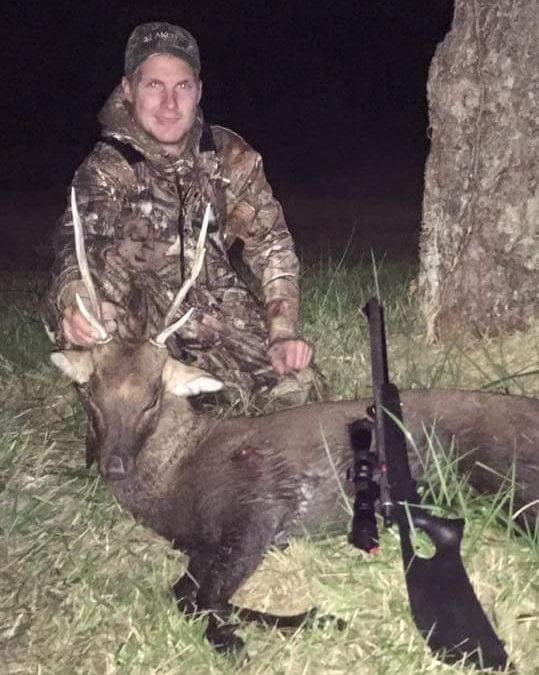 Maryland, Eastern Shore Sika Deer Hunt